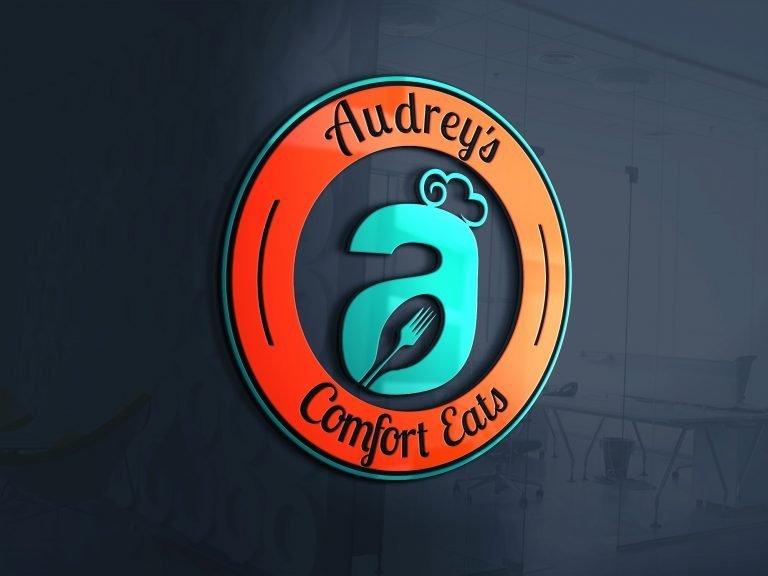 Audrey's Comfort Eats Logo