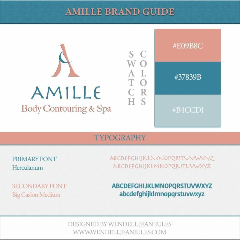 Amille Brand Guide