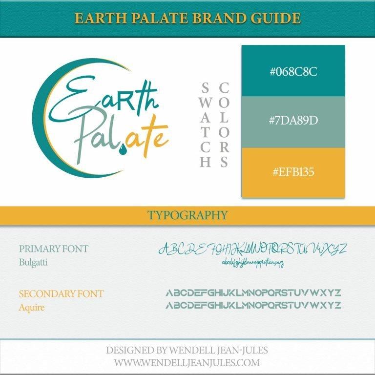 Earth Palate Brand Guide