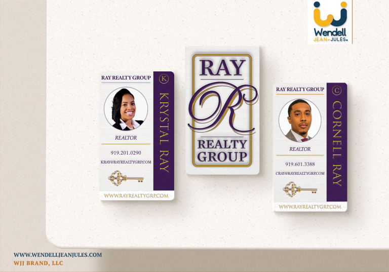 Ray Realty Business Card