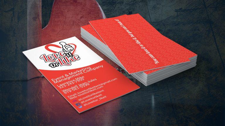 LLIT Business Card