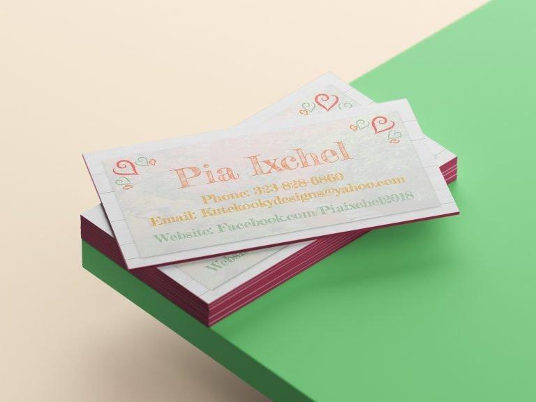 Pias Business Card
