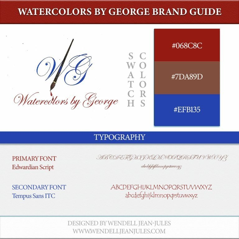 Watercolors By George